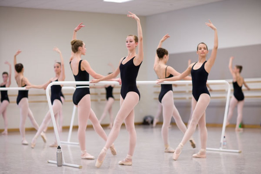 women in ballet essay