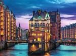 Потрясающие городские пейзажи от Маттиаса Хакера - В мире - Свободная Пресса - svpressa.ru.
